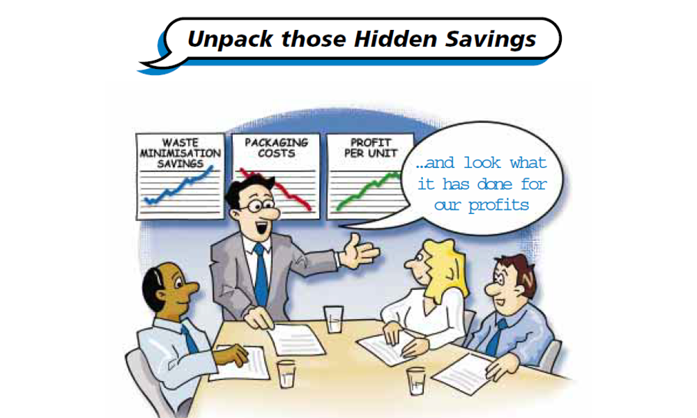 Hidden savings