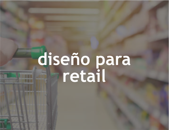 Diseño para retail